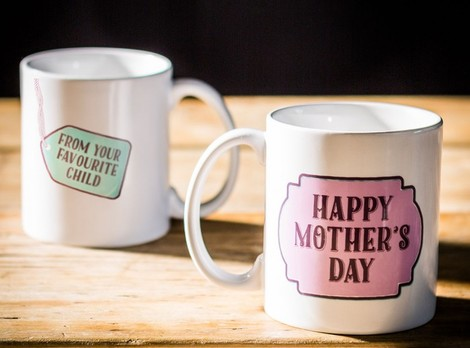 Happy Mother's Day Tasse Produktbild